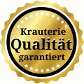 Garantierte Krauterie-Qualität